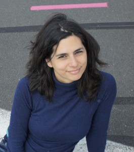 Pinelopi teaches Hatha Yoga Berlin in English