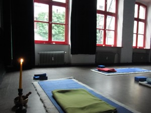 English Yoga in Kreuzberg
