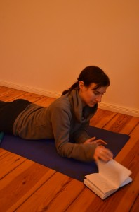Hatha Yoga: Hidden Language in Berlin