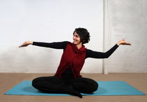 Photo: Talli Tiller Hatha Yoga Classes are Back