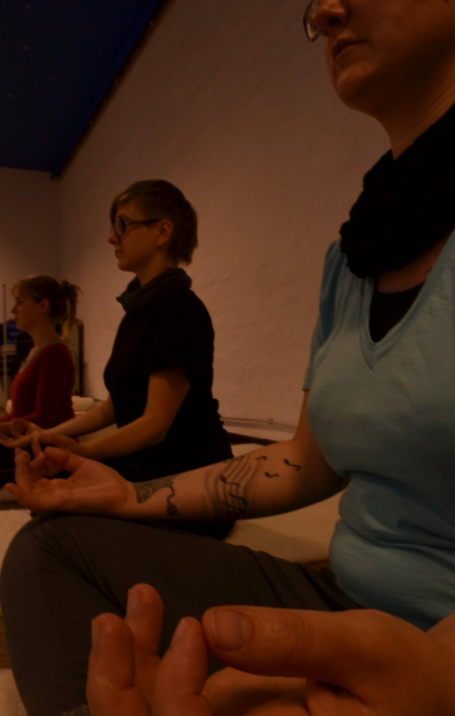 Making yoga in Berlin more accessible