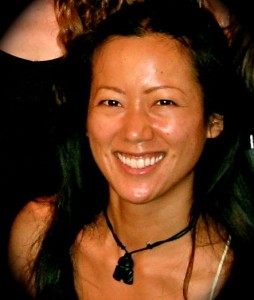 Jennifer Lung teaches at English Yoga Berlin