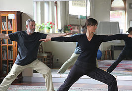 yoga and the alexander technique david moore