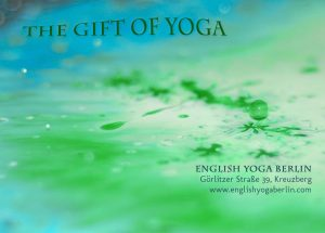 Berlin Yoga Gift Card