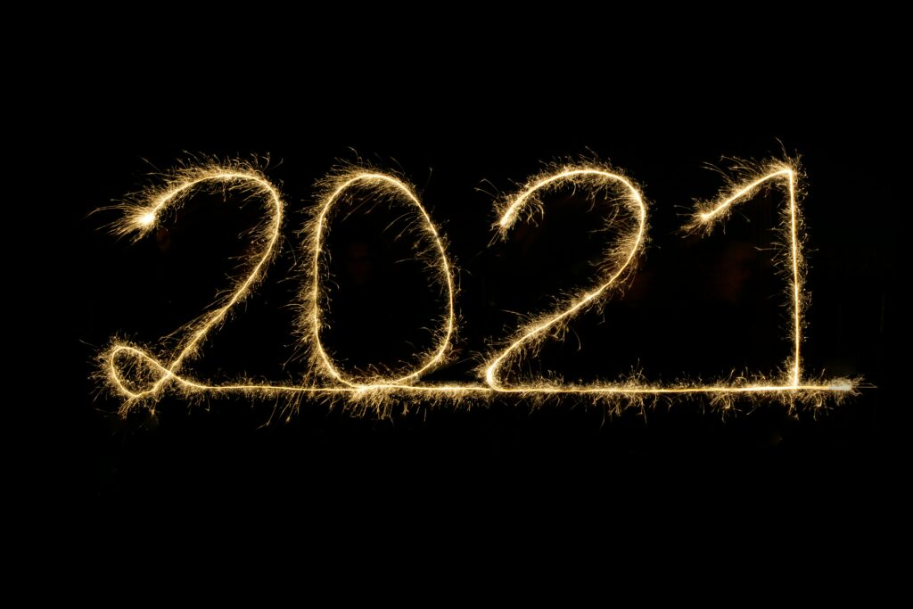 Wishing you a conscious 2021