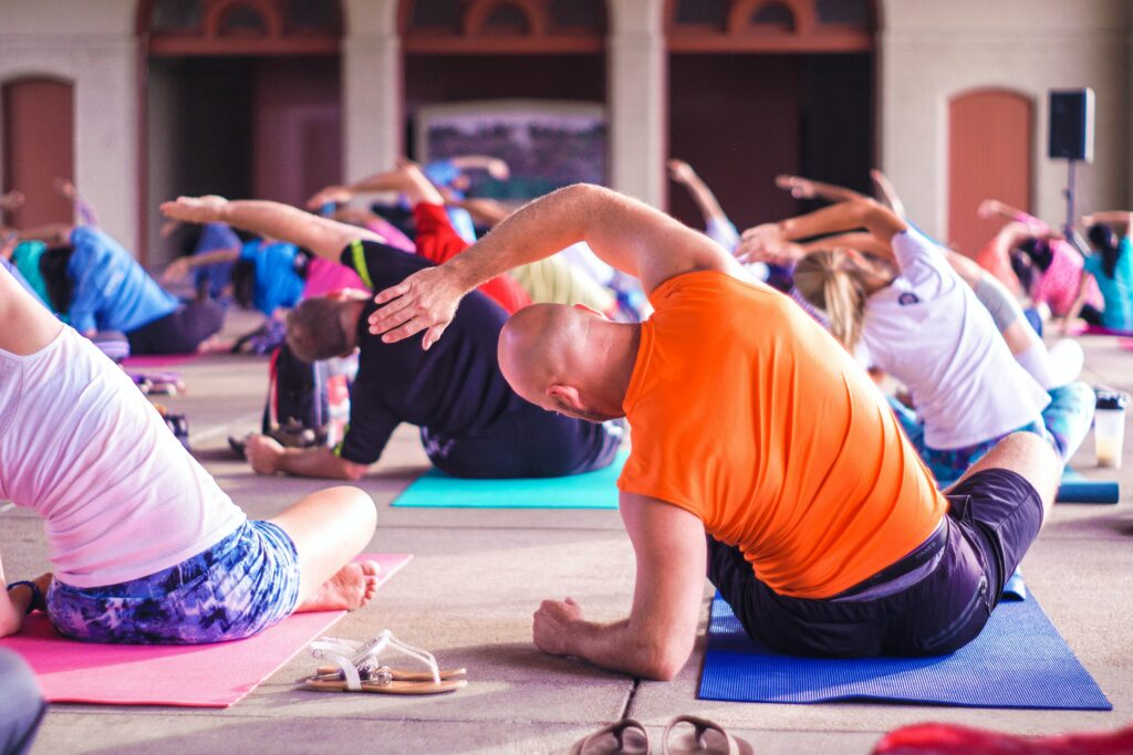 How to choose a yoga teacher training course.