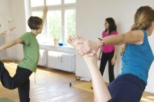 Hatha Yoga Hybrid Class